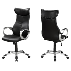 Monarch Specialties High Back Office Chair