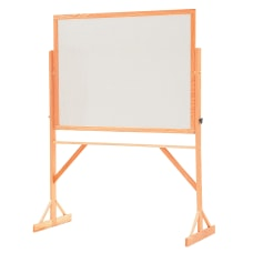 Quartet Reversible Melamine Dry Erase Whiteboard