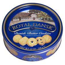 Royal Dansk Danish Butter Cookies 12