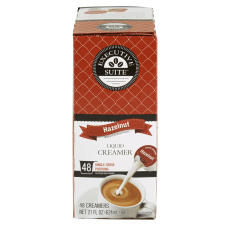 Executive Suite Liquid Coffee Creamer Hazelnut