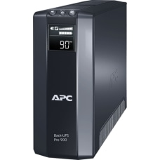 APC by Schneider Electric Back UPS