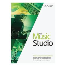 Sony ACID Music Studio 10 Disc