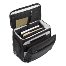 Ativa Ultimate Compact Workmate Rolling Briefcase