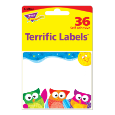 TREND Terrific Labels 2 12 x