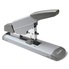 Swingline 390 Heavy Duty Stapler Platinum
