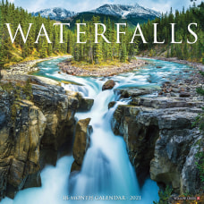 Willow Creek Press Scenic Monthly Wall