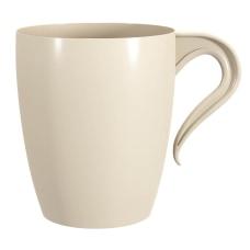 Amscan Premium Plastic Coffee Mugs 10