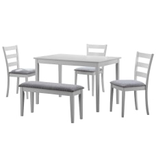 Monarch Specialties Eva Dining Table With