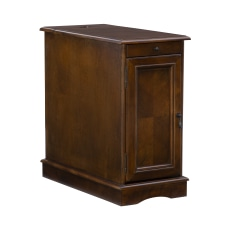 Powell Girotti Accent Table With Storage