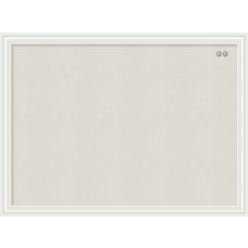 U Brands Linen Bulletin Board 24