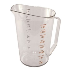 Cambro Camwear Liquid Measuring Cup 4