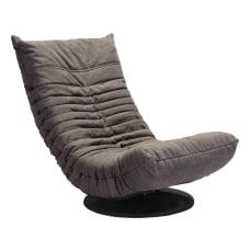 Zuo Modern Down Low Swivel Chair