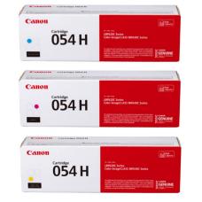 Canon Genuine 054 CMY Color Toner