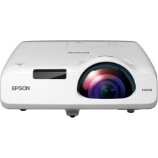 Epson PowerLite 530 Short Throw LCD