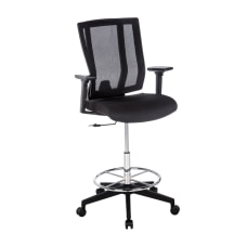 Vari Drafting Chair Black