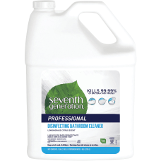 Seventh Generation Professional Disinfecting Bathroom Cleaner