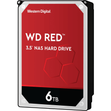 WD Red 6TB 35 Internal Hard