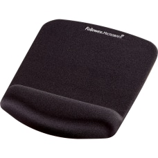 Fellowes PlushTouch Mouse Pad With Wrist