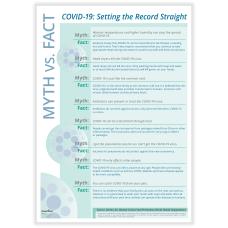 ComplyRight Coronavirus COVID 19 Poster English