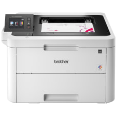 Brother Compact Wireless Color Laser Printer