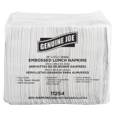 Genuine Joe 2 Ply Luncheon Napkins