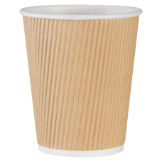 Genuine Joe Ripple Hot Cups 8