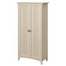 Bush Furniture Salinas Tall Storage Cabinet