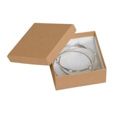 Partners Brand Kraft Jewelry Boxes 3