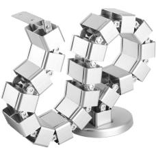 StarTechcom Cable Management Spine Adjustable Flexible
