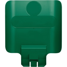 Rubbermaid Commercial Slim Jim Green Recycle