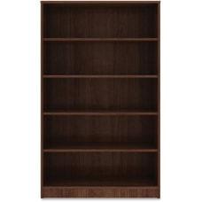 Lorell Laminate Bookcase 5 Shelf 60