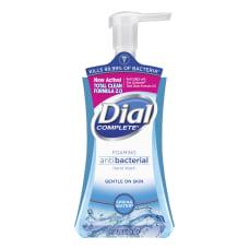 Dial Complete Antibacterial Foam Hand Soap