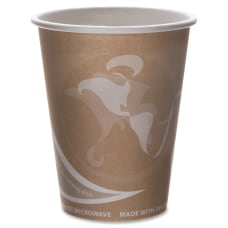 Eco Products Recycled Hot Cups 50