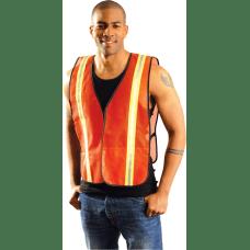 Non ANSI Economy Mesh Vests with