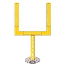 Amscan Plastic Football Goal Centerpieces 14