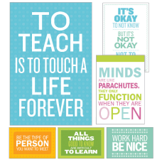 Scholastic Teachers Friend Inspirational Quotes Poster