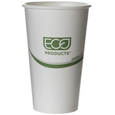 Eco Products GreenStripe PLA Hot Cups