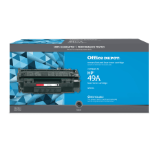 Office Depot Brand Q49A Remanufactured Toner