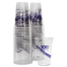 Eco Products BlueStripe Cold Cups 16