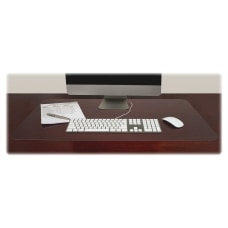 Lorell Matte finish Rectangular Desk Pads