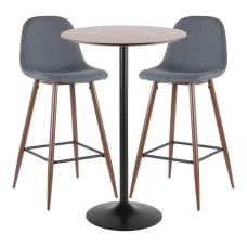 LumiSource Pebble Mid Century Modern Table