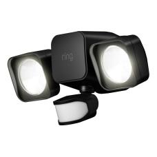 Ring Smart Lighting Floodlight Black 5B21S8