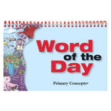 Primary Concepts Word Of The Day