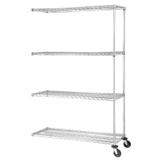 Lorell Industrial Wire Shelving Add On
