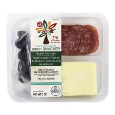 Daniele Hard Salame Provolone Cheese Dark