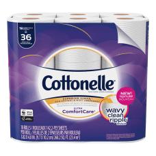 Cottonelle Ultra ComfortCare Toilet Paper Double