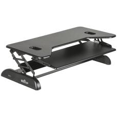 VARIDESK Cube Series Corner Standing Desk