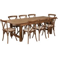 Flash Furniture HERCULES Series Folding Farm