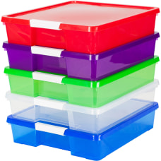 Storex Stackable Craft Box 3 Height