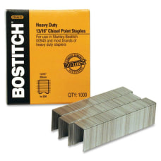 Bostitch Premium Heavy Duty Staples 1316